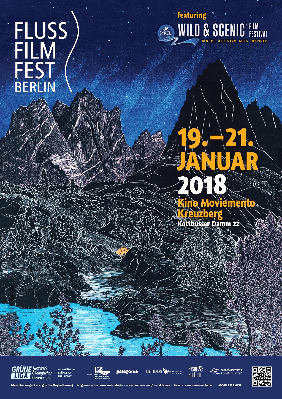 FlussFilmFest 2018 Plakat