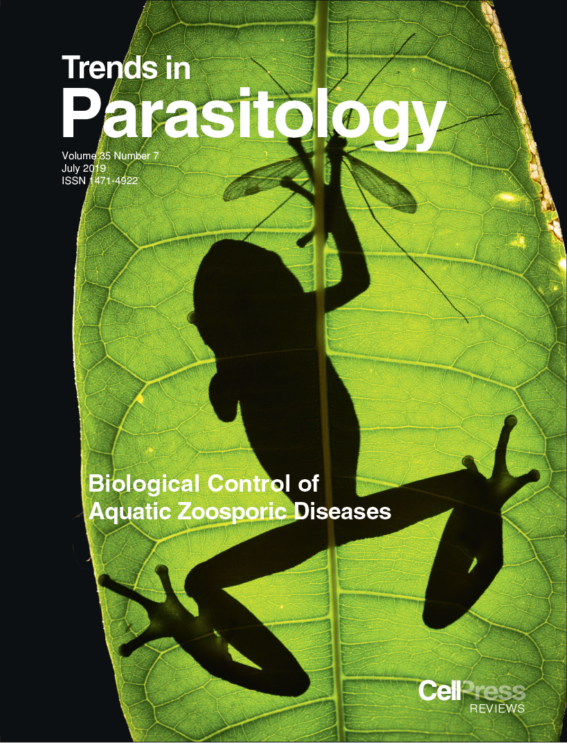 Cover of Trends in Parasitology