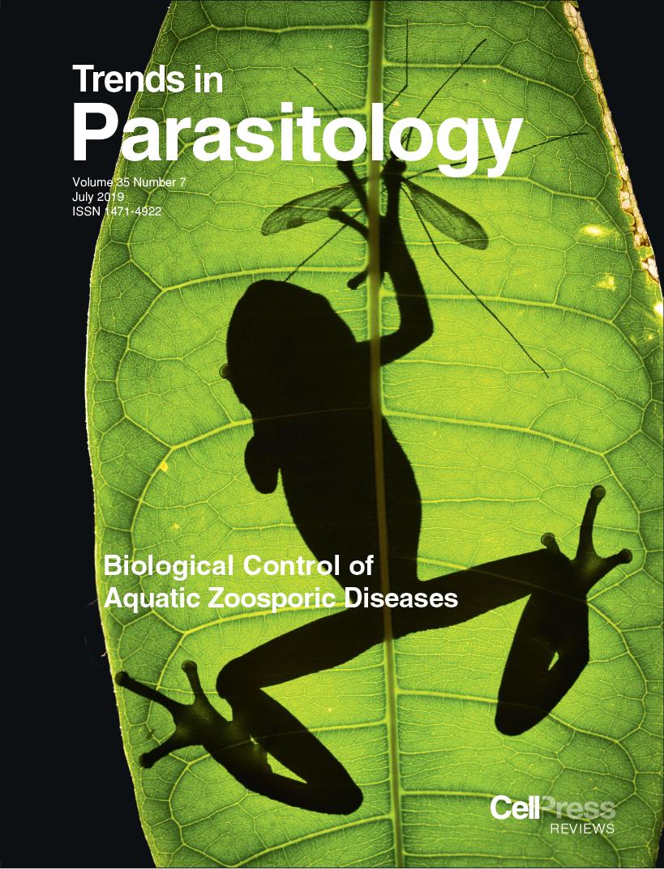 Titelseite von Trends in Parasitology