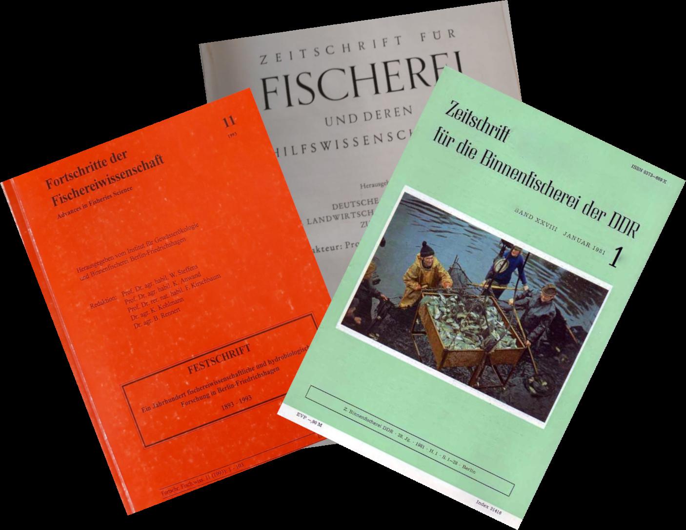 IGB-Vorläuferzeitschriften