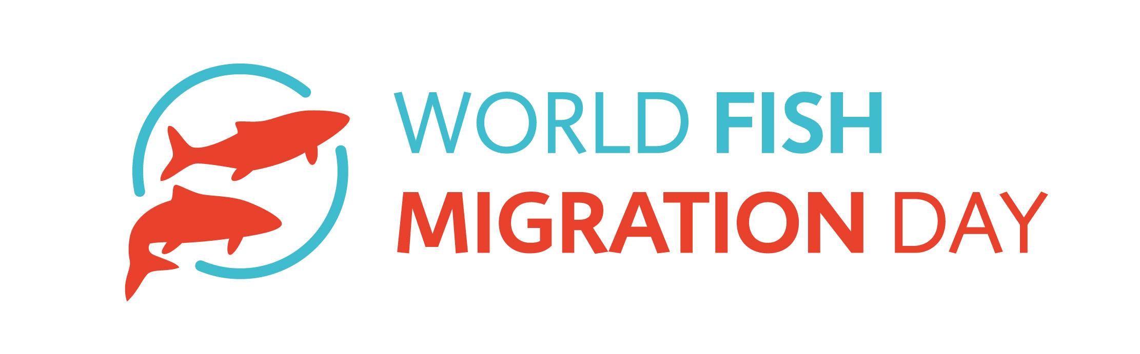 Logo World Fish Migration Day